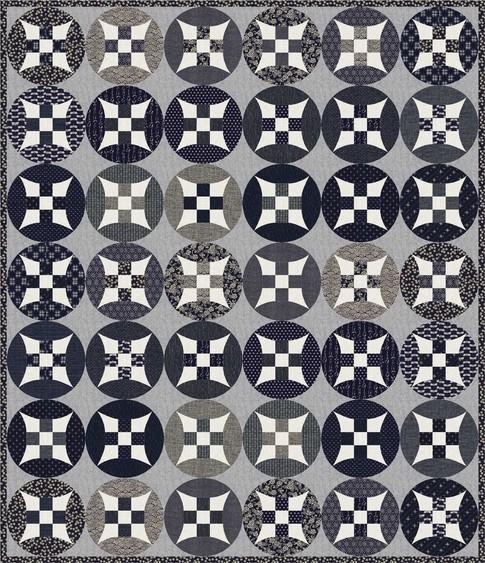 RK website- SevenberryNaraHomespun Spokes- free pattern