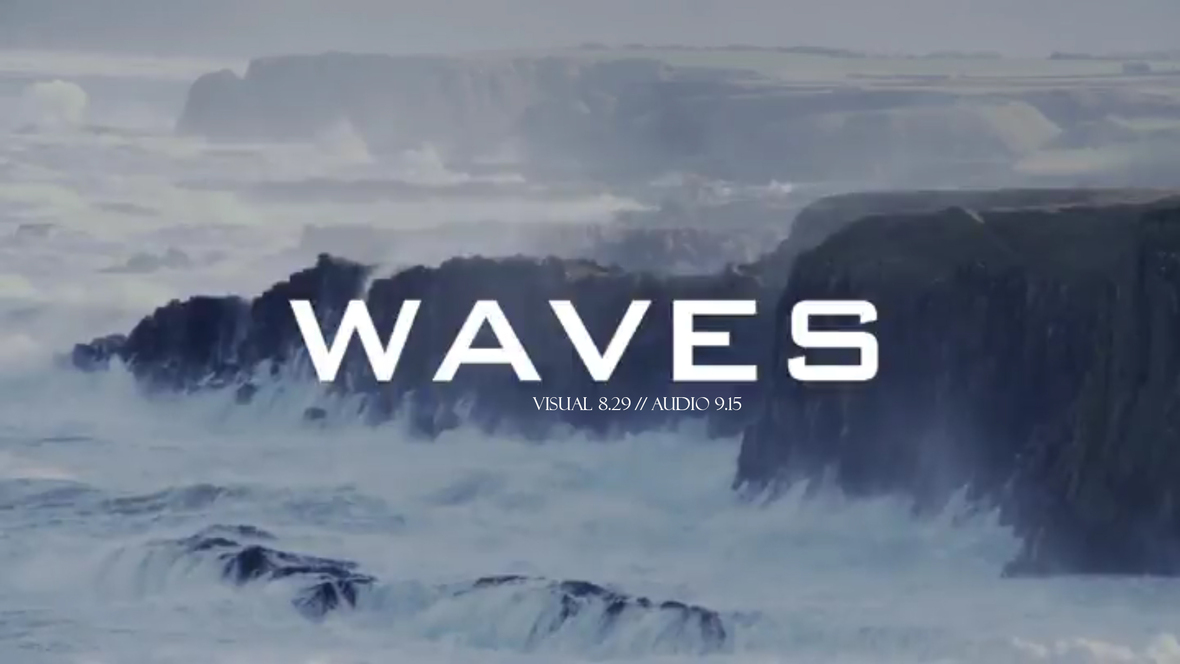 waves ad