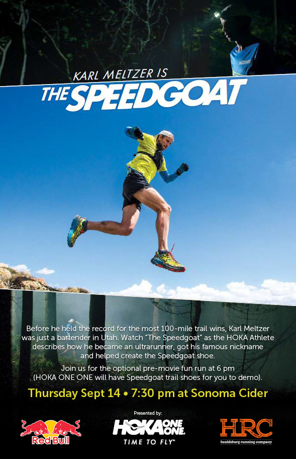 the speedgoat