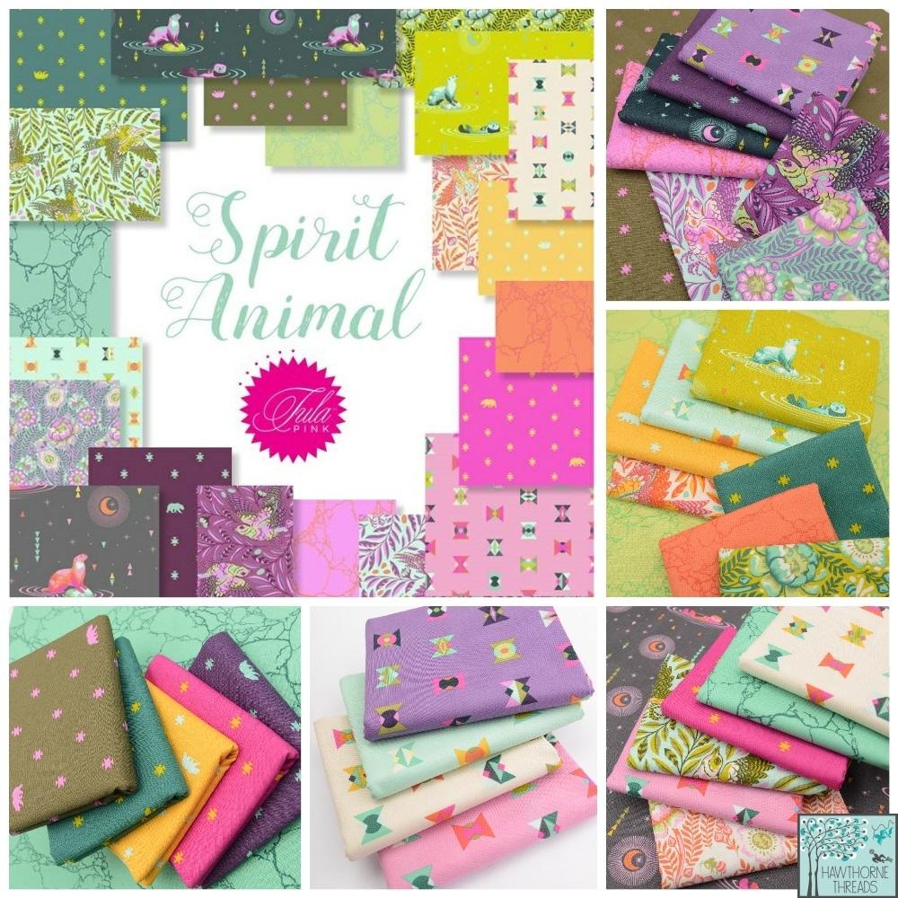 Spirit Animal Fabric Poster 2