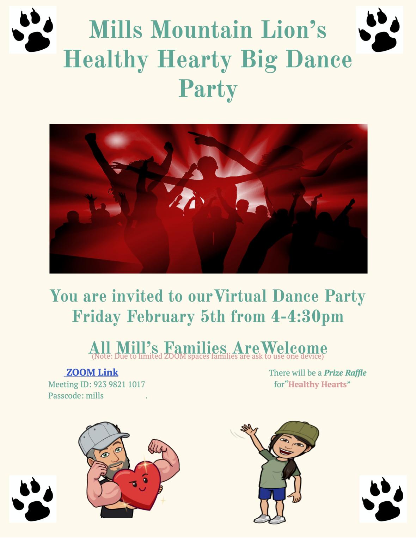 Mills Dance Party Flyer 3 - Google Docs