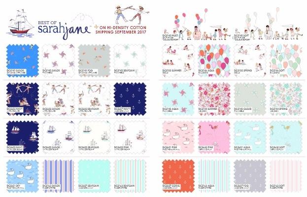 Best of Sarah Jane Fabrics