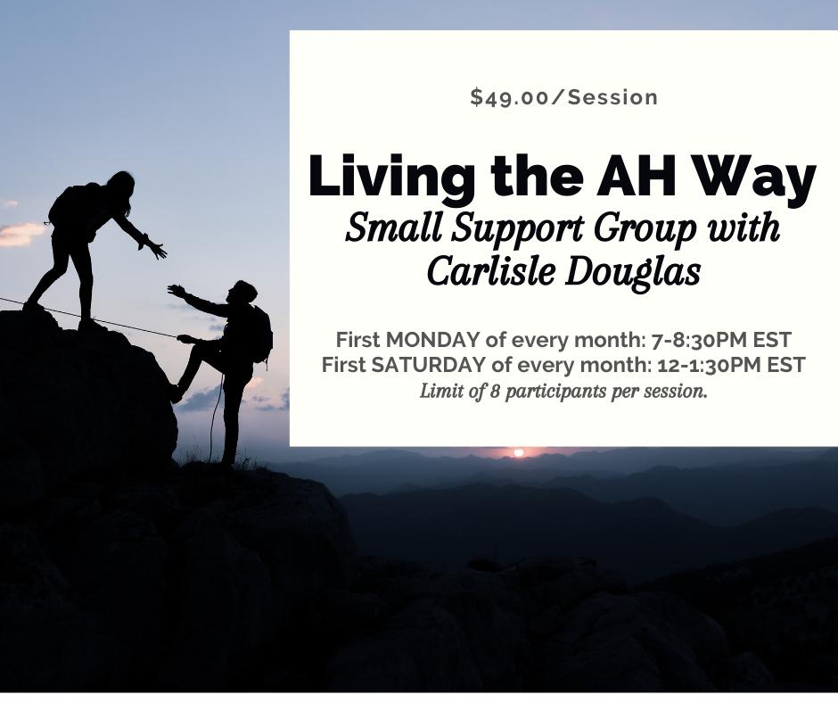 Living the AH Way Website