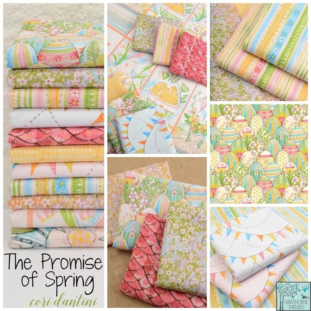 Promise of Spring Fabric Poster