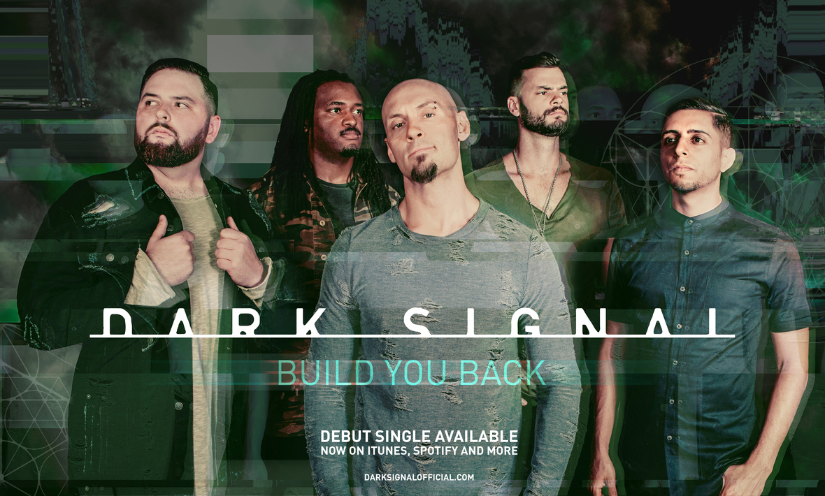 Build You Back Release Pic