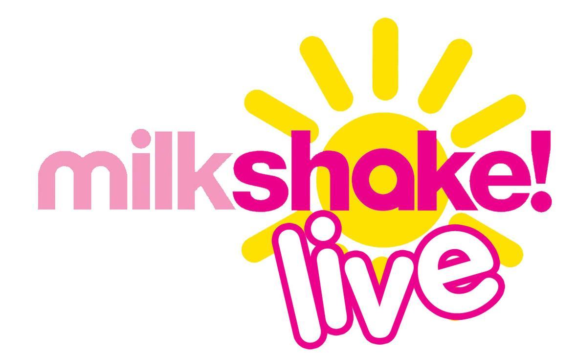 milkshake Main live logo
