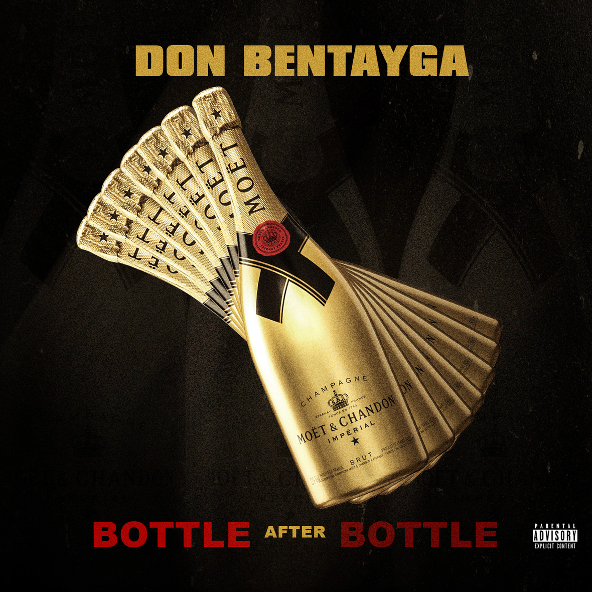 Small Dirty Don Bentayga Bottle After Bottle