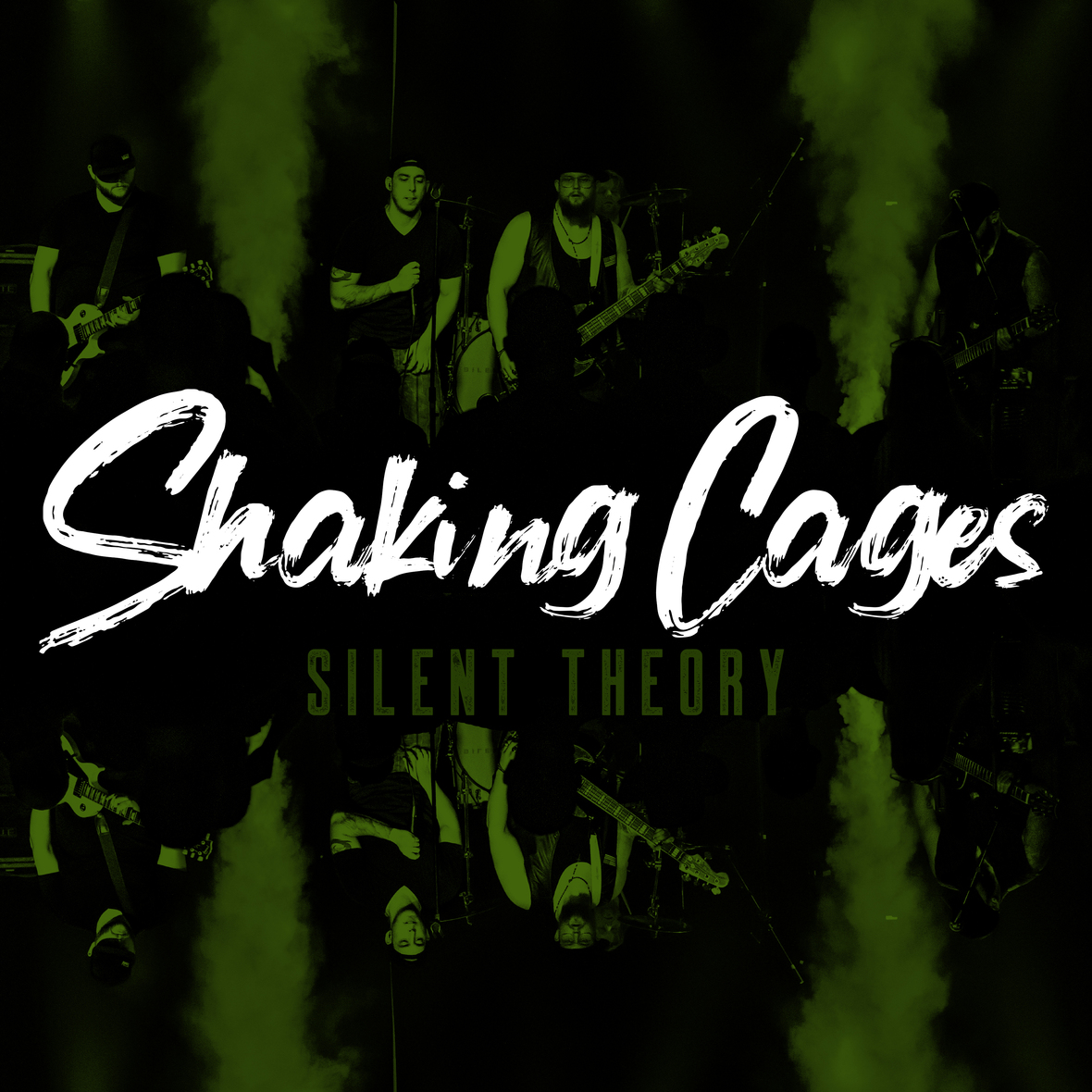 Shaking Cages Single Cover