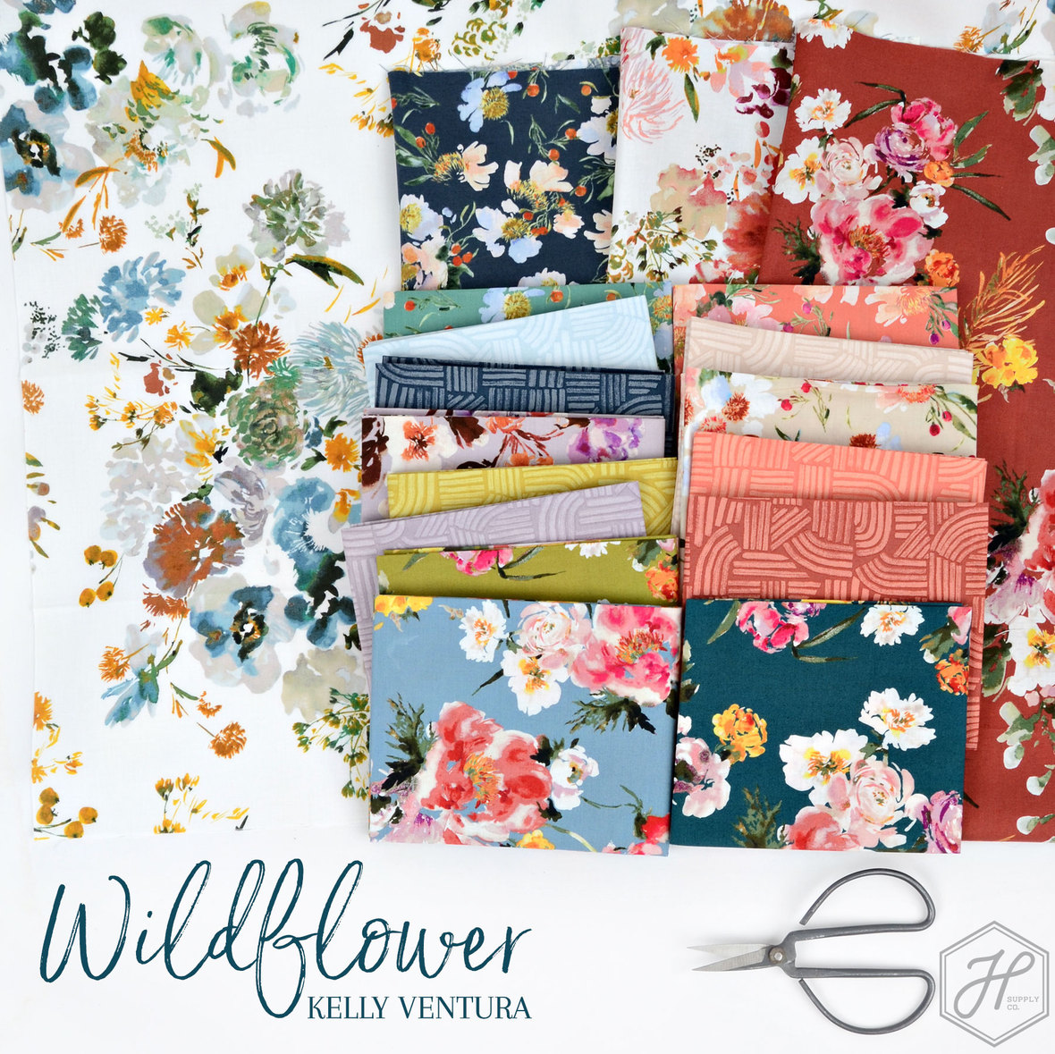 Wildflower-Kelly-Ventura-fabric-for-Windham-at-Hawthorne-Supply-Co