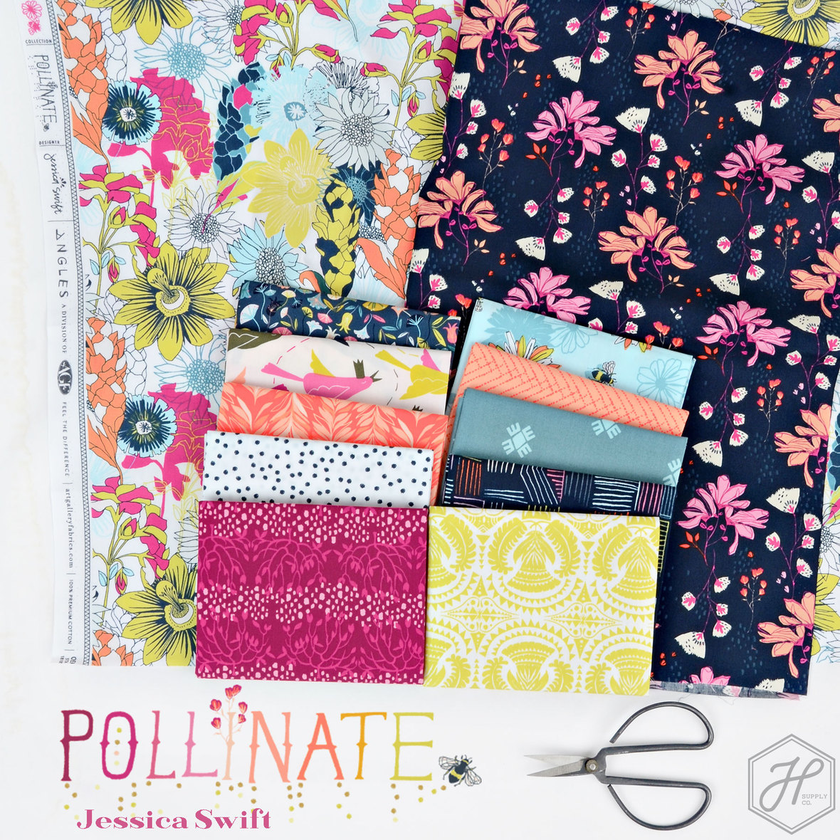Pollinate-Jessica-Swift-fabric-for-Art-Gallery-at-Hawthorne-Supply-Co