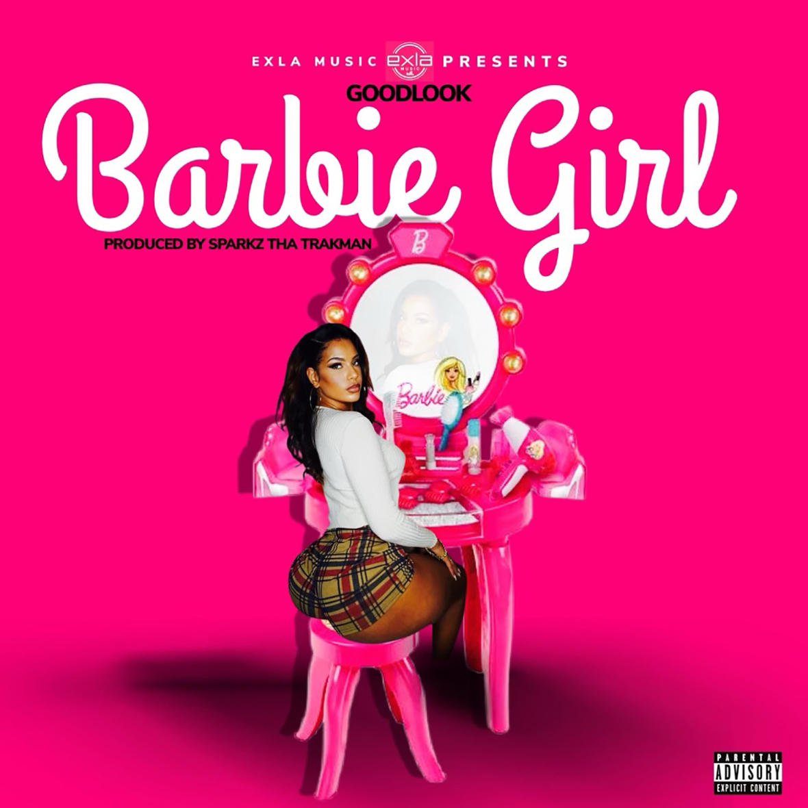 small dirty Barbie dirty cover