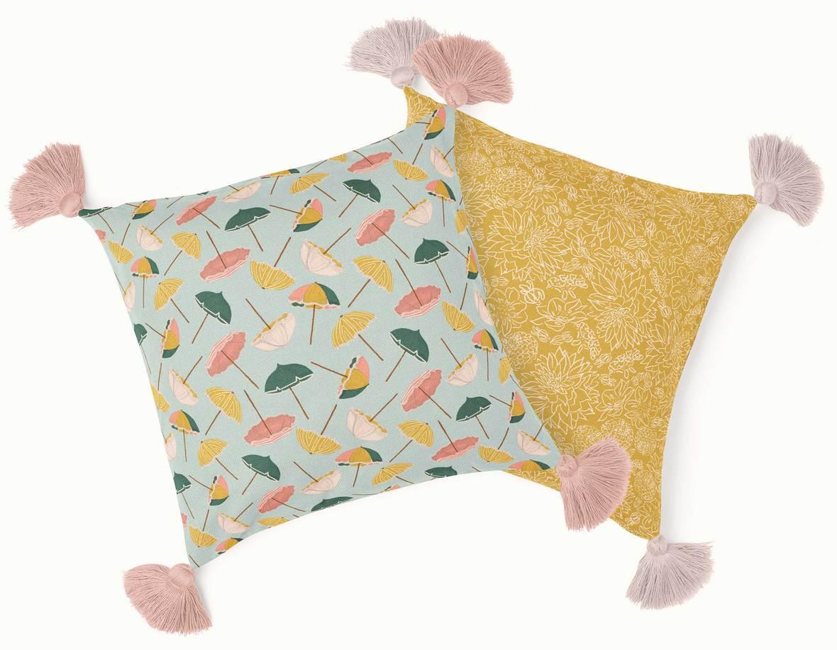 Tassel-Pillows