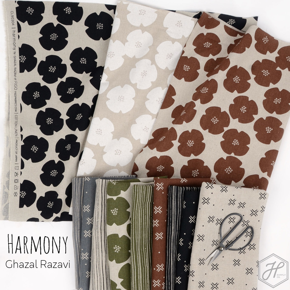 Harmony-Figo-Linen-Cotton-Canvas-at-Hawthorne-Supply-Co