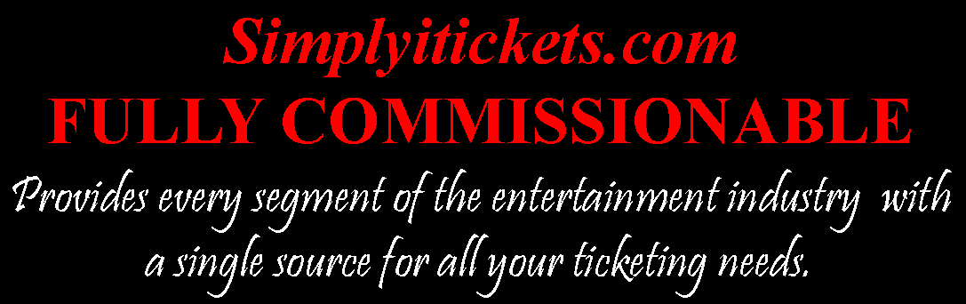 FULLY COMMISSIONABLE TICKETS - 17