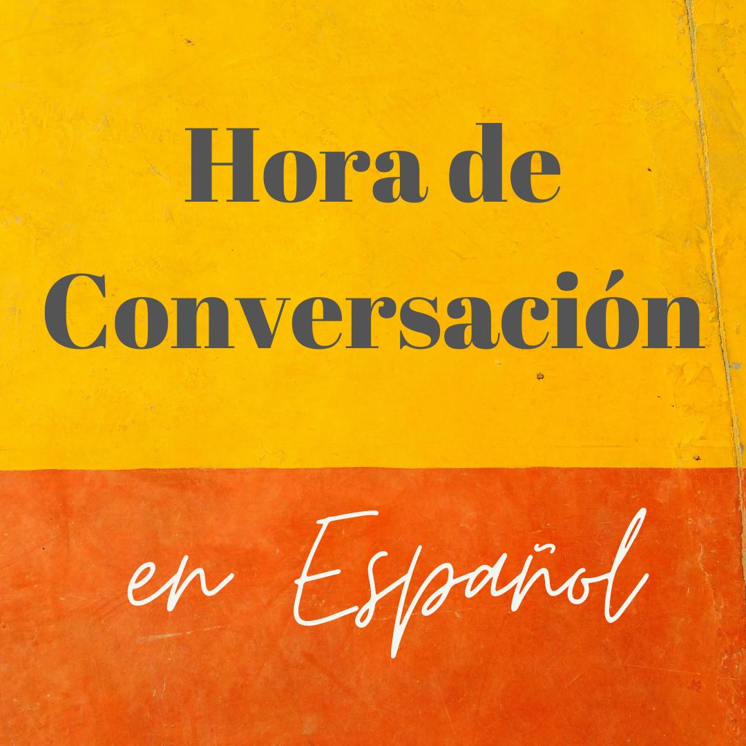 hora de conversation