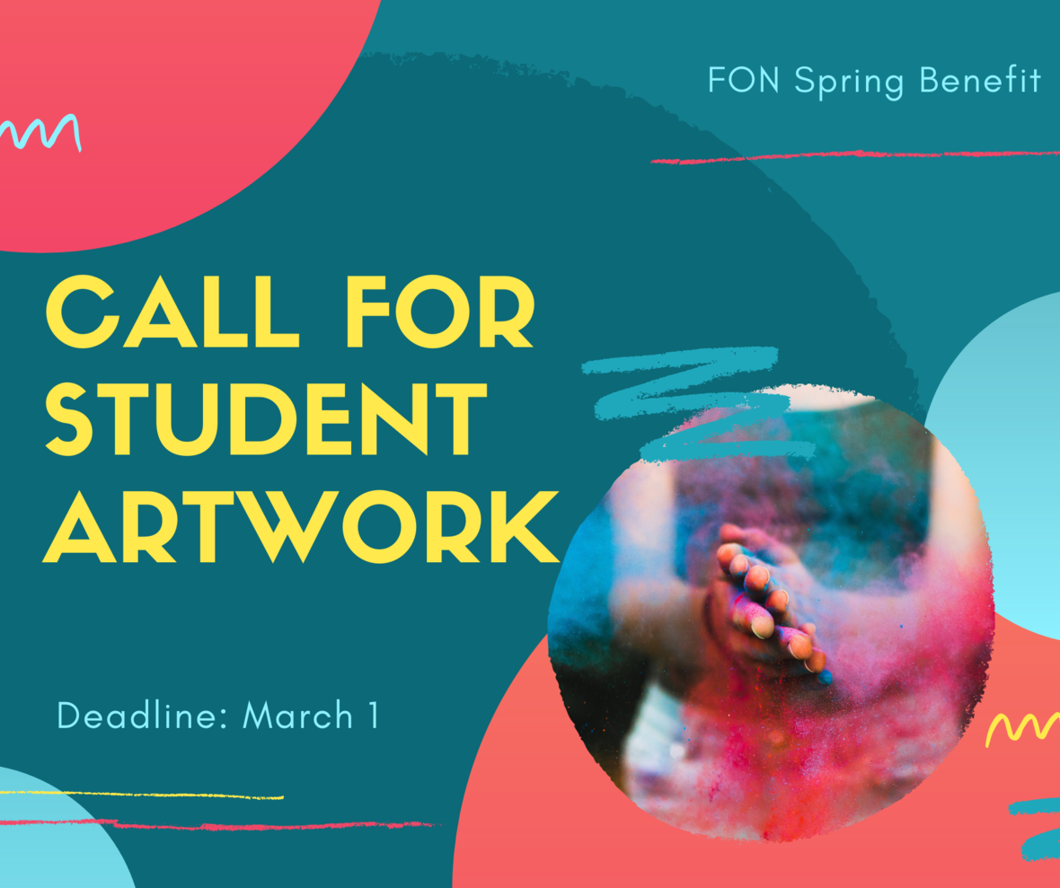 Call for student artwork