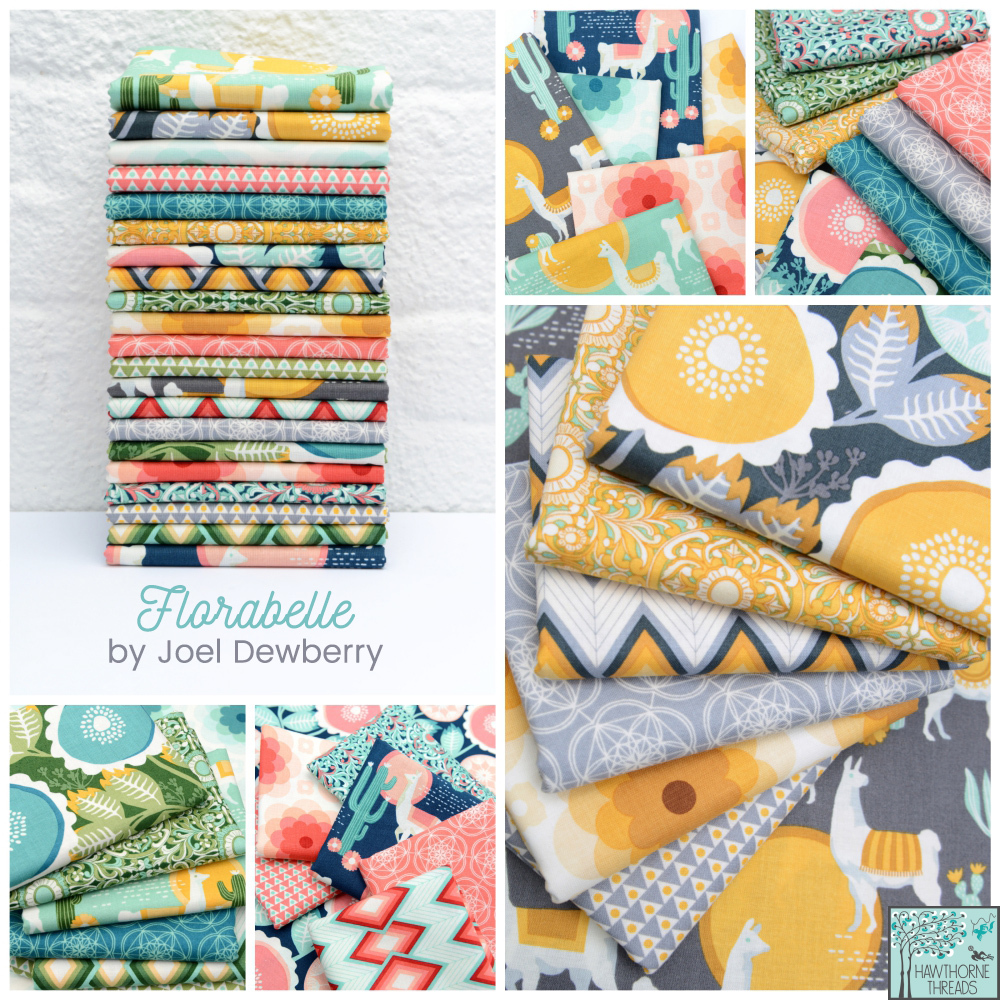 Florabelle Fabric Poster