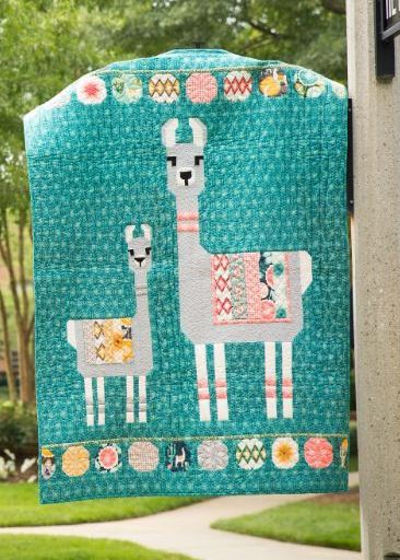 coats asset Library- llama quilt cropped 2