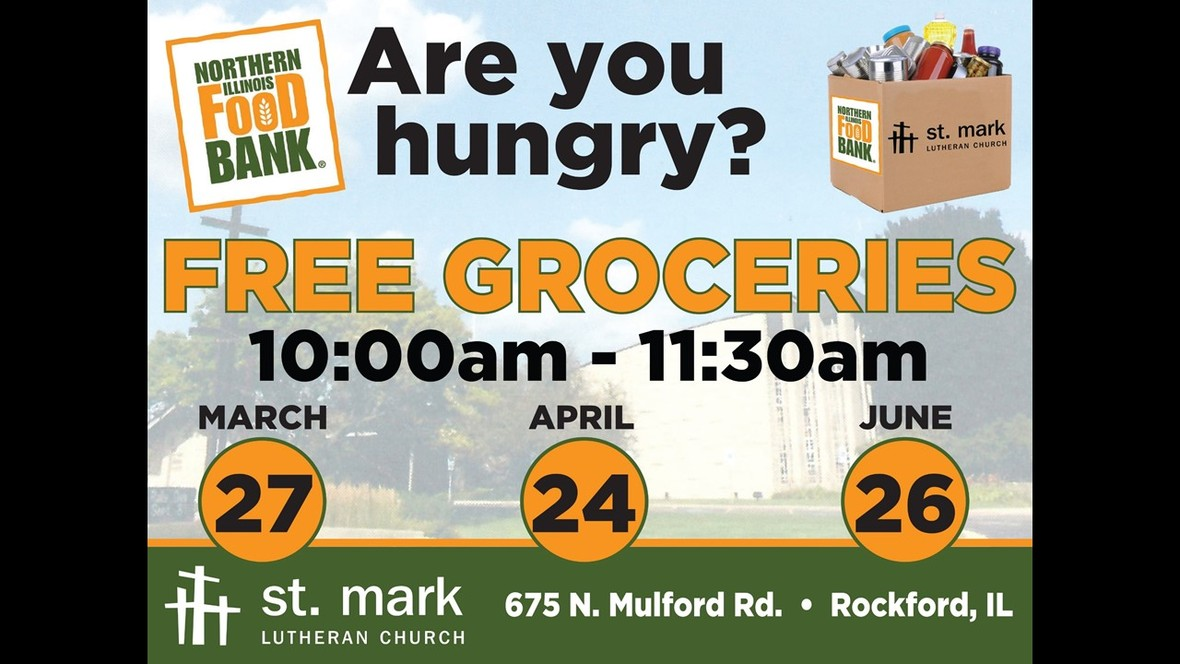 Food Drive march april june
