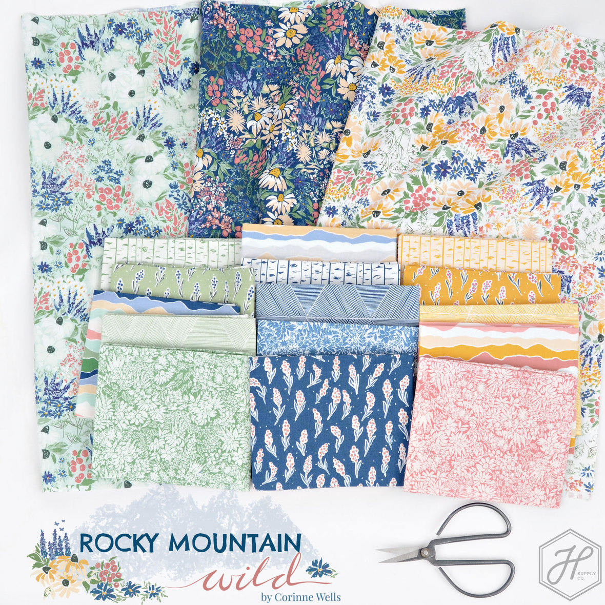 Rocky-Mountain-Wild-fabric-Corinne-Wells-for-Riley-Blake-at-Hawthorne-Supply-Co