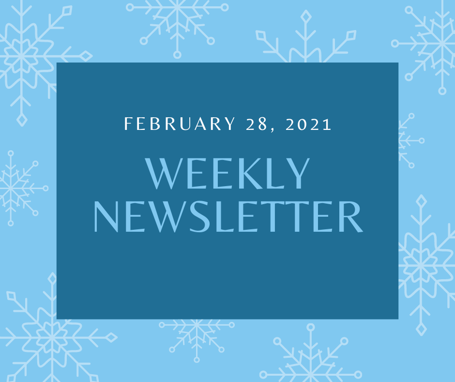 newsletter feb 28