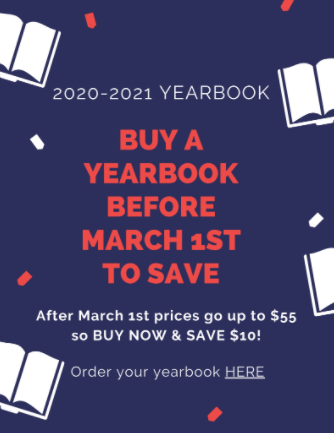 New Yearbook Ad