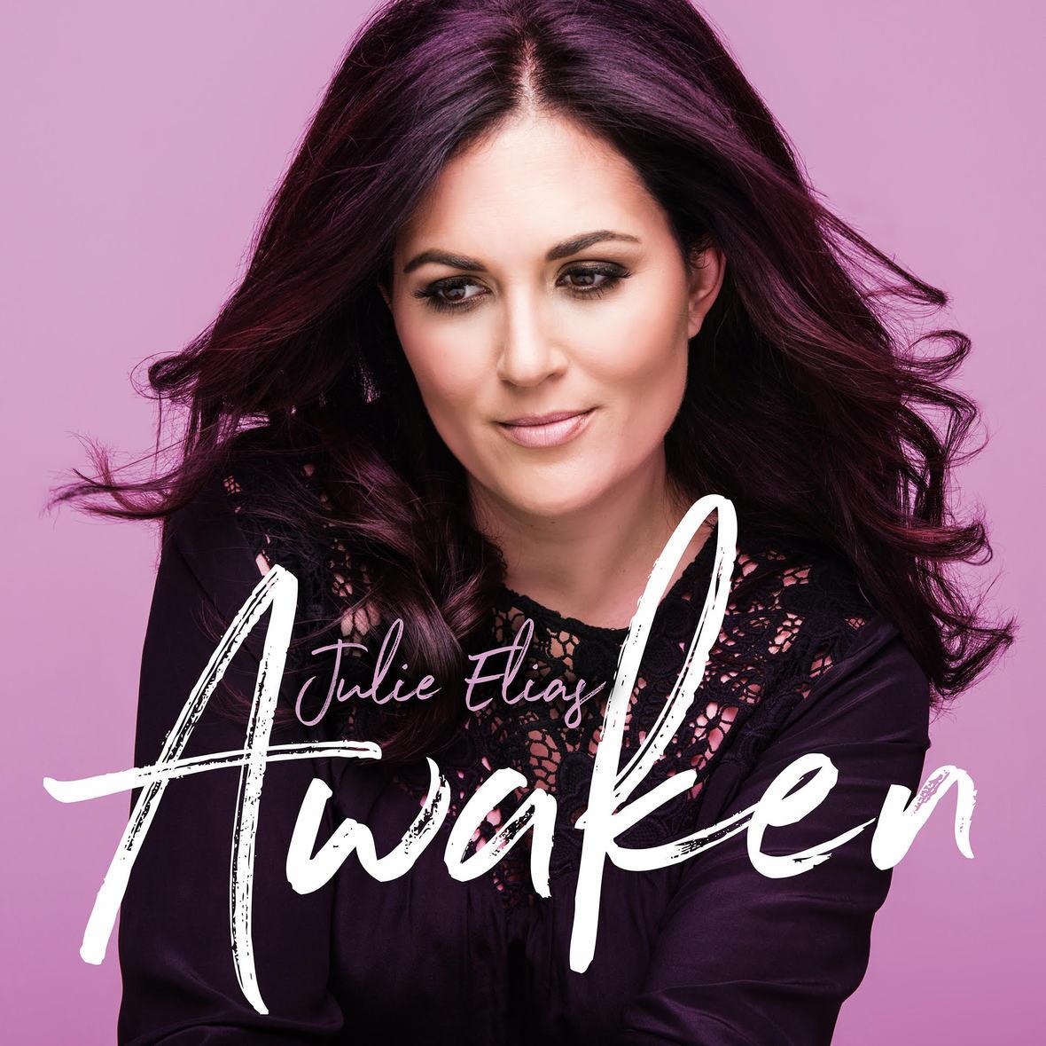 Julie Elias - Awaken - Cover Art