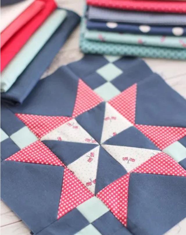 Screenshot 2021-03-01 Free Quilt Block Challenge - Sampler Quilt Diary of a Quilter - a quilt blog