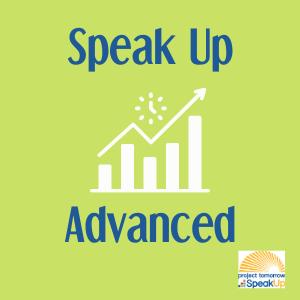 Why Participate - Speak Up 2