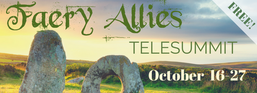 Faery Allies Website Header 2