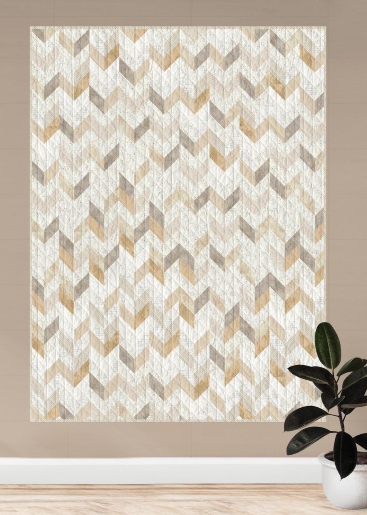 free rattan quilt pattern