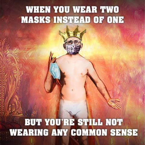 Fauci Common Sense