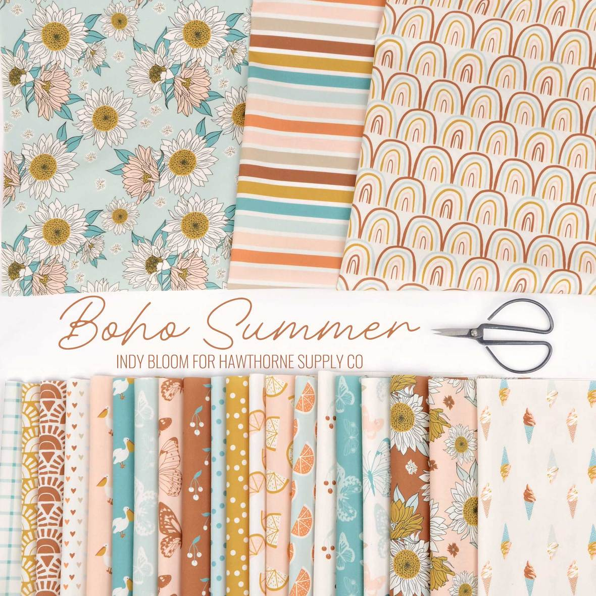 Boho-Summer-Fabric-Indy-Bloom-for-Hawthorne-Supply-Co