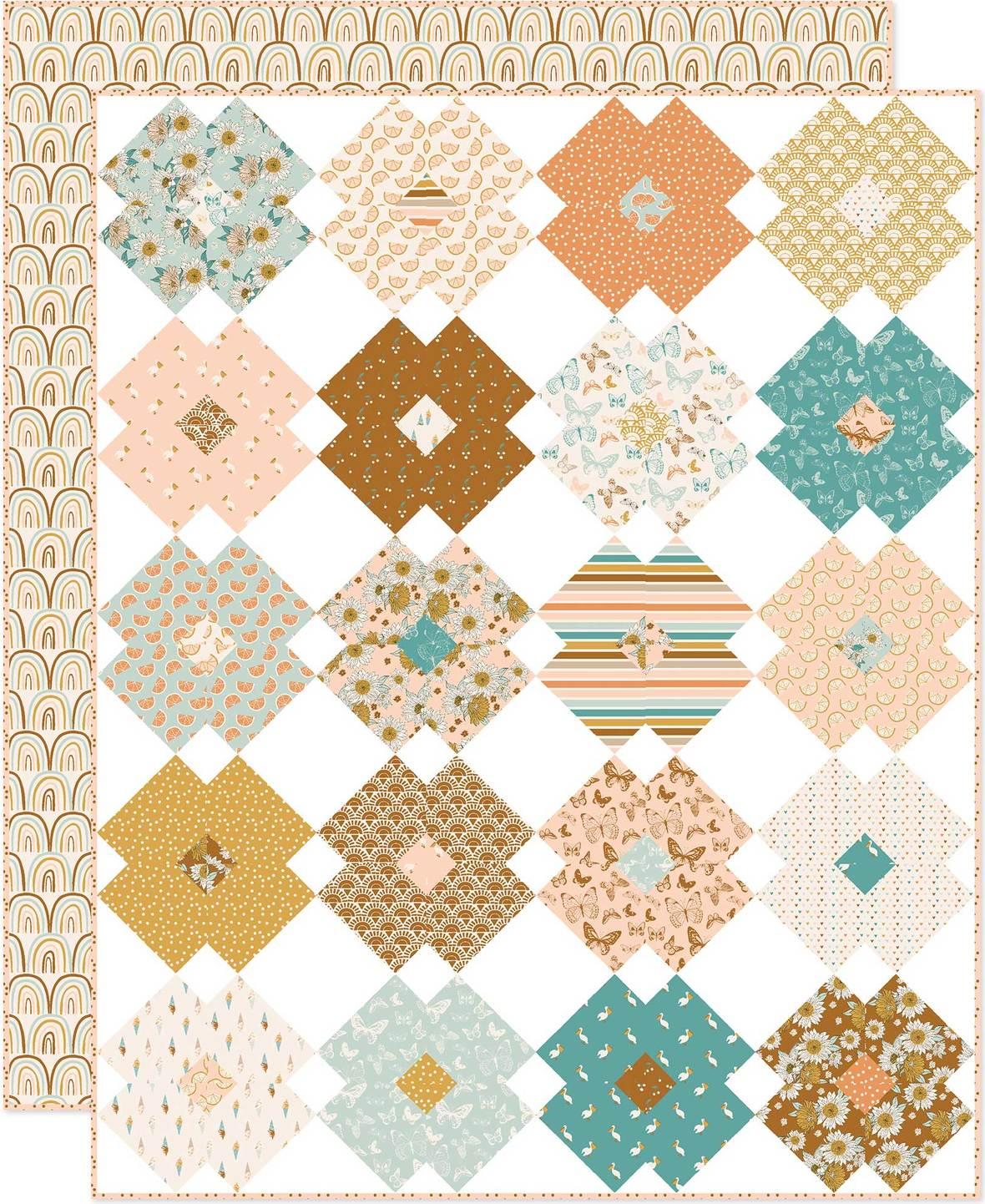 Flower-Tile-Boho-Summer-with-backing