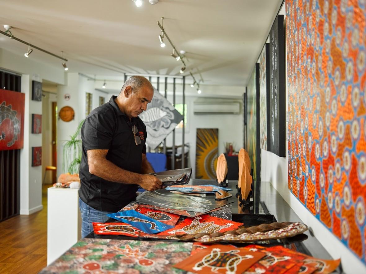 Janbal Gallery Binna