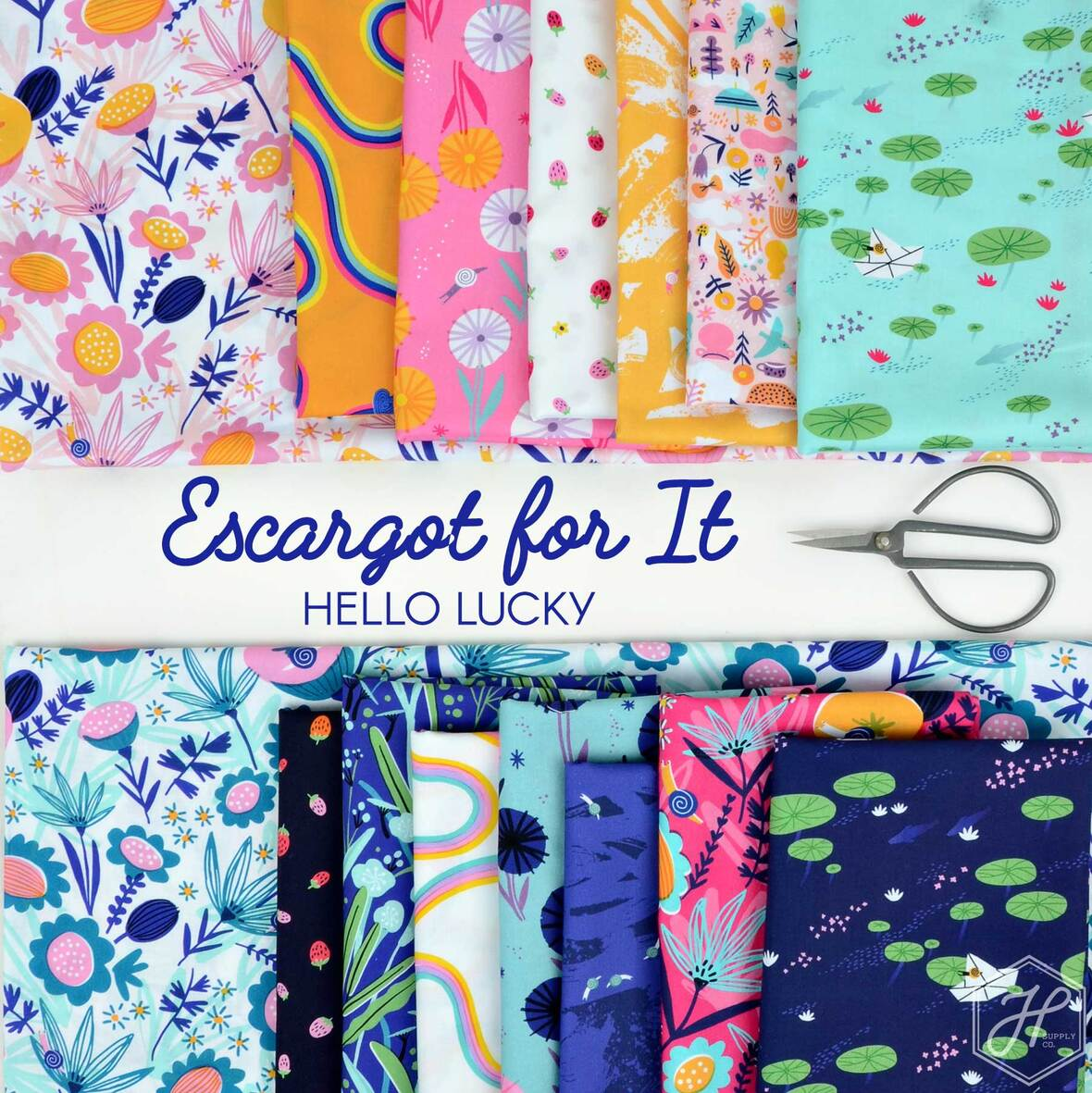 Escargo-For-It-fabric-Hello-Lucky-for-Hawthorne-Supply-Co