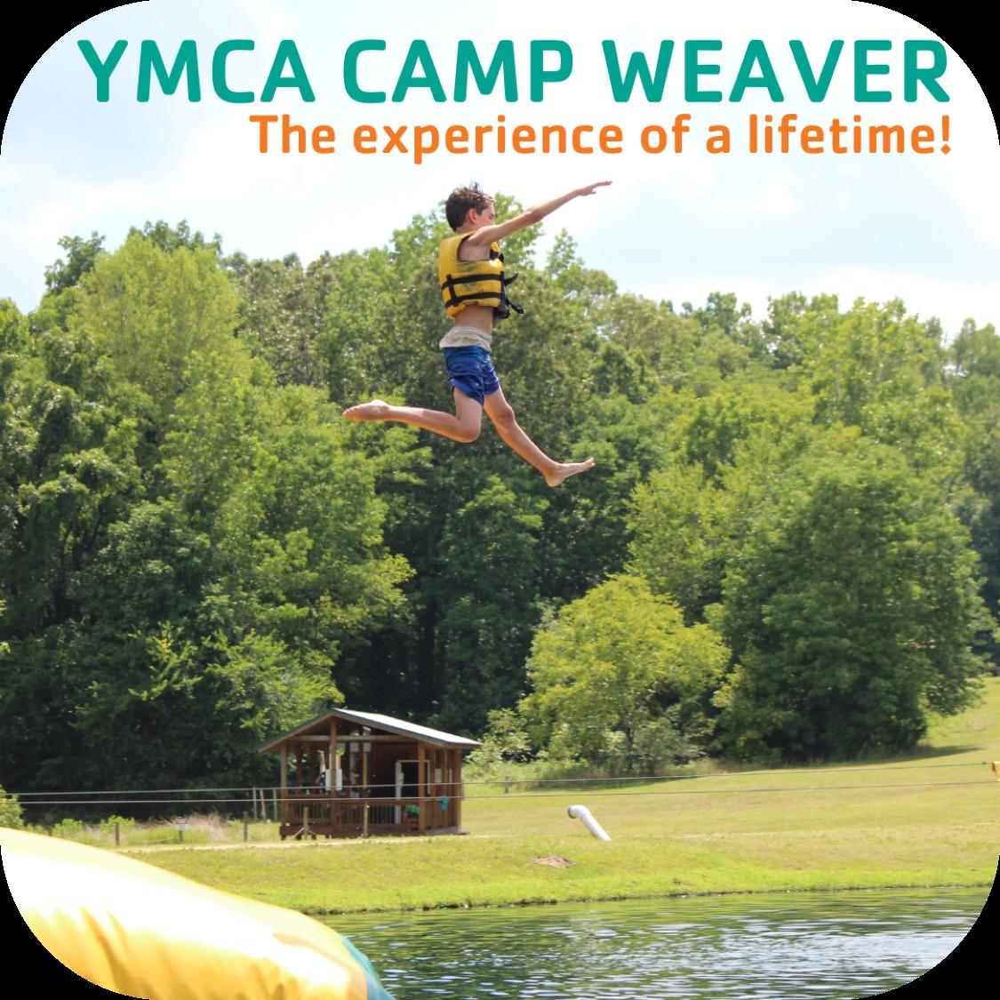 Camp Weaver TMOM Graphic