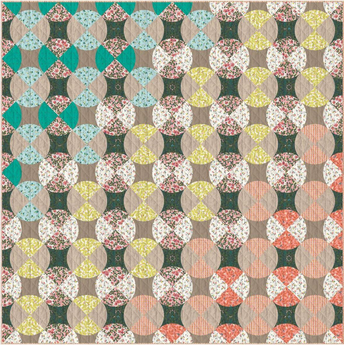 Velvet Free Quilt Pattern