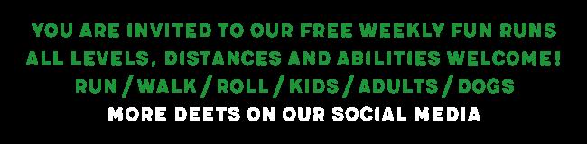 invite newsletter green