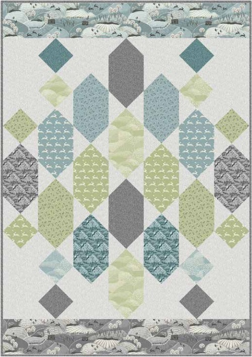 Into the Woods Quilt