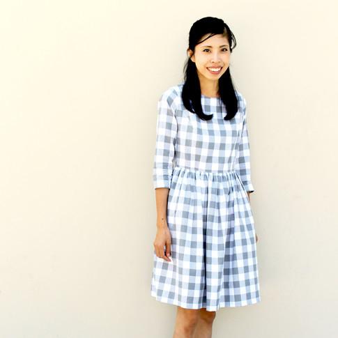 Carolina Gingham Dress