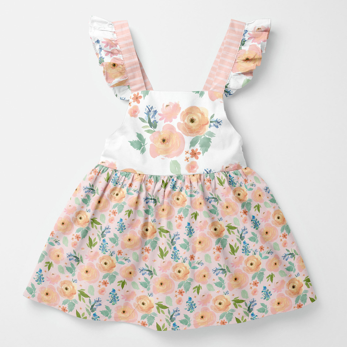 Spring Birdie Dress