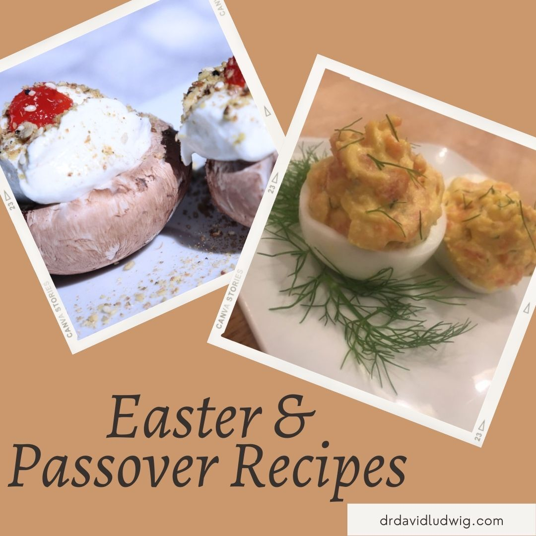 Easter and Passover Recipes