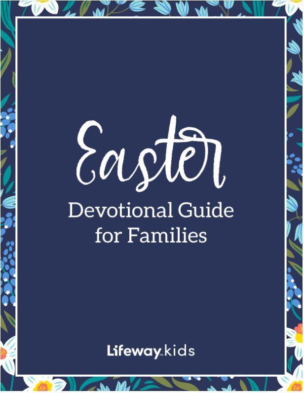 Easter Devotional Guide