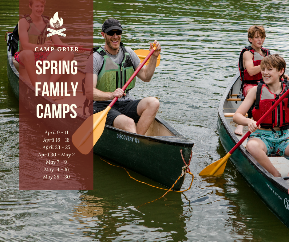 Family Camp Ad