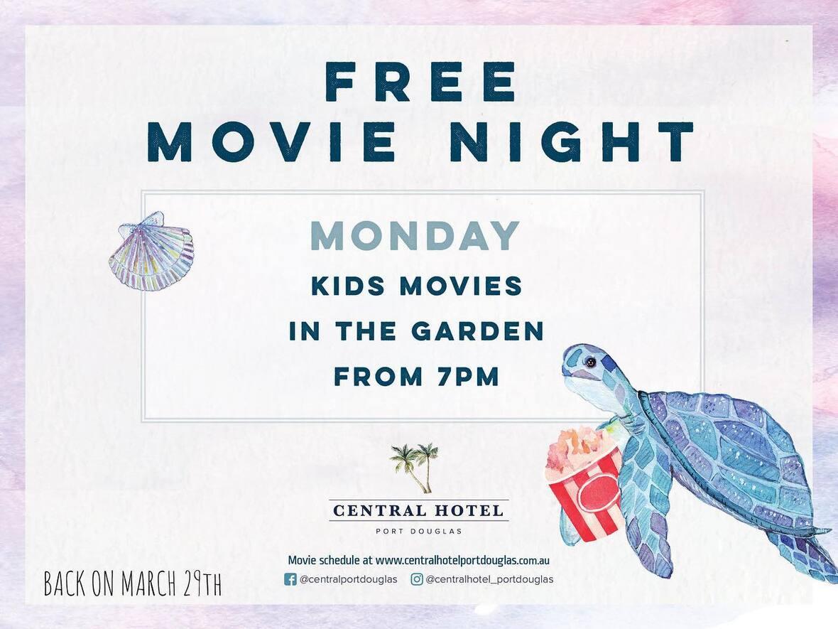 kids movie nights