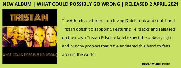 Tristan Album Showcase E-Blast