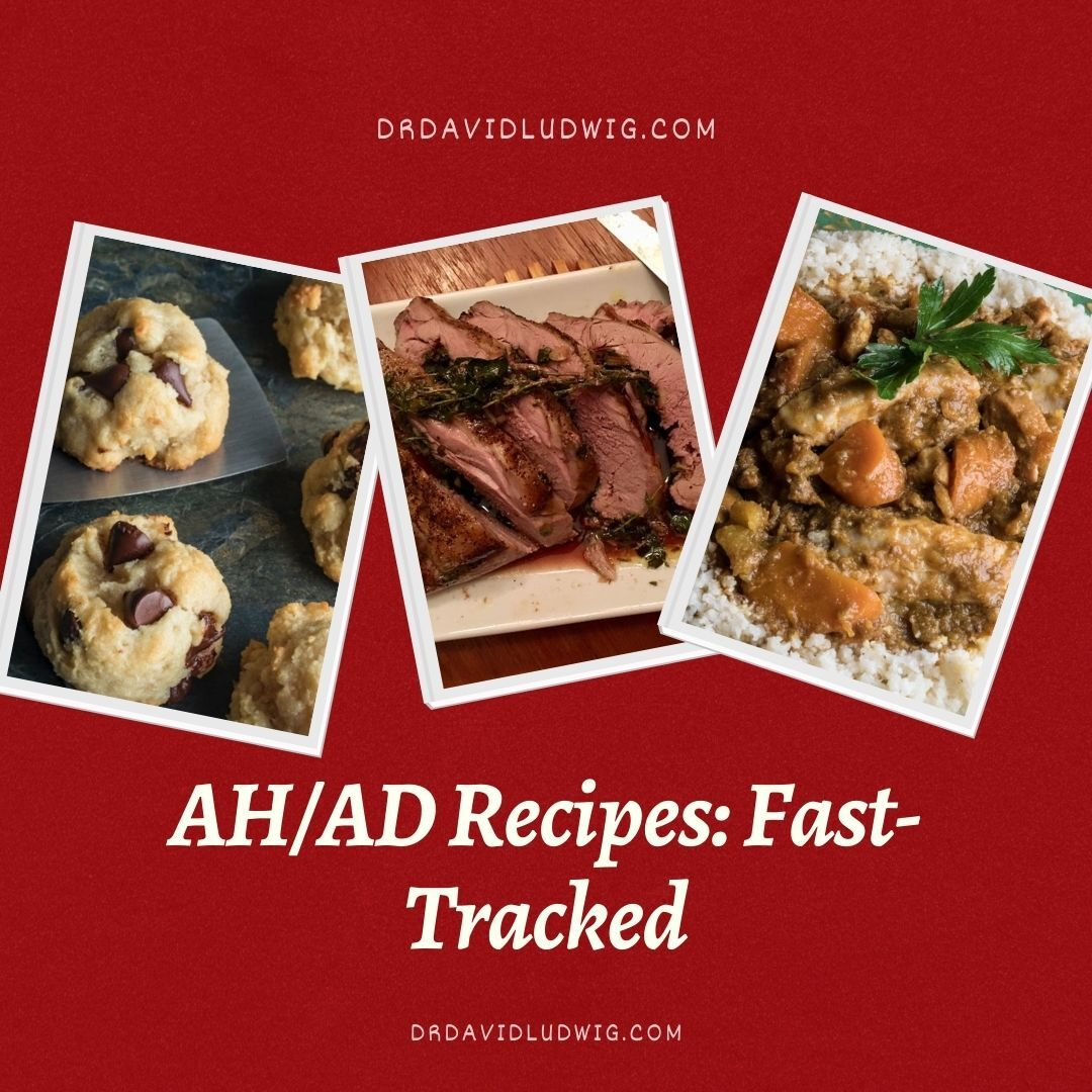AH AD Recipes Fast Tracked