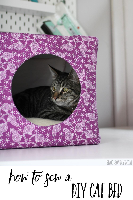 diy-cat-bed-tutorial