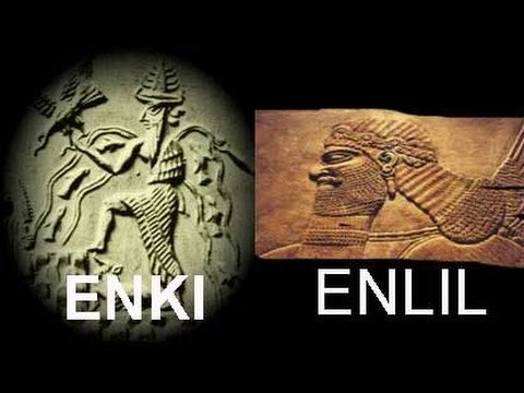 In the Days of Noah It Was Not Jesus Who Saved Us But Rather Enki